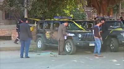 اشتباكات الواحات.. ارتفاع قتلى الشرطة المصرية إلى 55