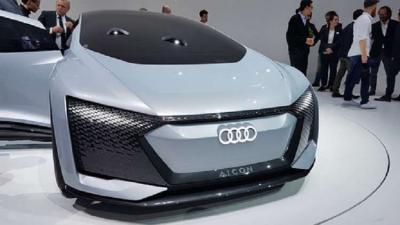 سيارة بلا مقود..المستقبل من أودي
