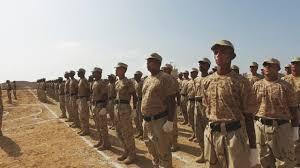 """مواجهات مسلحة على حقل نفطي بين قوات """" النخبة الشبوانية """" و قوات تابعة للجيش"""
