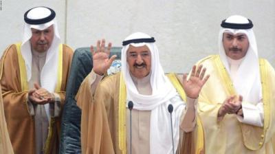 أمير الكويت يحذر من تفاقم الأزمة الخليجية ويقول بأن التاريخ لن يغفر انهيار مجلس التعاون