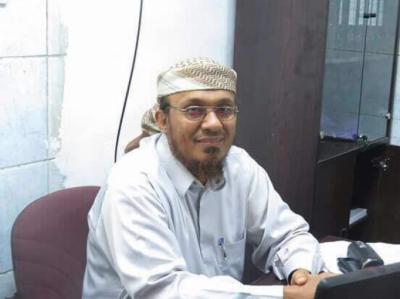 بالصور .. مقتل رجل دين في عدن أثناء توجهه لصلاة الفجر
