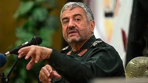 """قائد الحرس الثوري الإيراني لأول مره وعبر قناة """" المسيرة """" يتحدث عن الوضع في اليمن"""