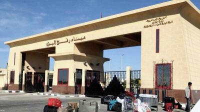 حماس تسلم معبر رفح الحدودي مع مصر إلى السلطة الفلسطينية