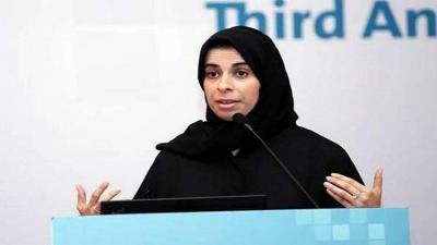 تعيين أول امرأة كمتحدثة باسم الخارجية القطرية ( صوره)