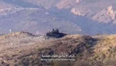 آخر مستجدات المعارك من جبهة نهم شرق العاصمة صنعاء