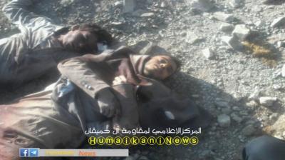 بالصور .. مقاومة آل حميقان بالبيضاء تكسر زحفاً كبيراً على مواقعهم ومصرع العشرات من الحوثيين