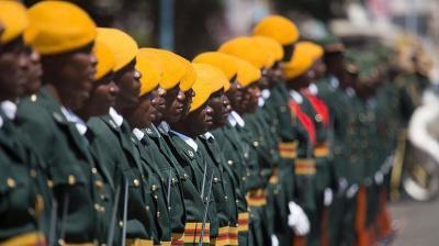 الجيش في زيمبابوي ينفي ادّعاءات قيامه بانقلاب