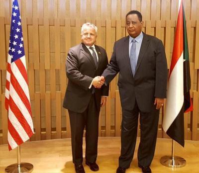 وزير الخارجية السوداني يعلن رفع اسم بلاده من قائمة الدول الراعية للإرهاب