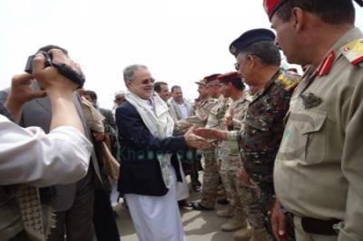 صعدة .. لجنة رئاسية تفاوض الحوثي على نزع السلاح ومراقبون يقلّلون من جدية السلطة    ( تفاصيل)