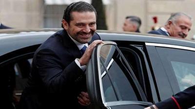 رويترز: الحريري إلى مصر غدا