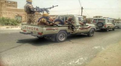 مقتل جنديان وجرح آخر بانفجار استهدف عربة عسكرية في أبين