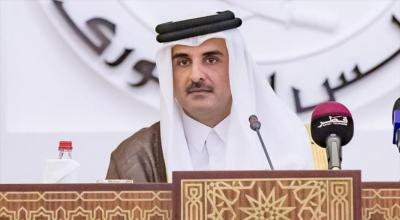 في زياره غير معلنه .. وصول شقيقا أمير قطر إلى الكويت يحملان رساله شفهيه إلى أمير الكويت