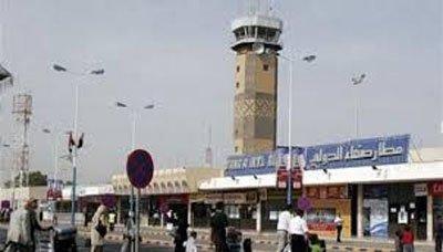 استئناف الرحلات الجوية الإنسانية إلى مطار صنعاء الدولي
