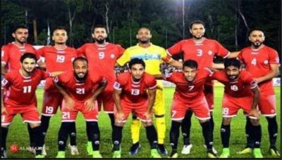 المنتخب اليمني لكرة القدم يتراجع