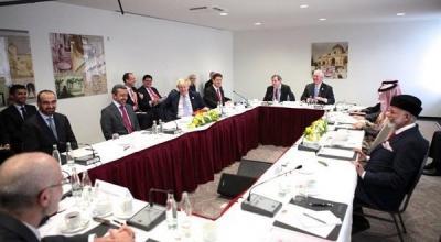المجموعة الرباعية تعقد إجتماعاً حول اليمن في لندن