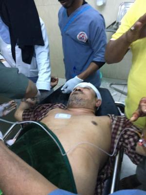 الحكومة تدين الهجوم الارهابي على منزل اديب العيسي   .. والرئيس هادي يجري إتصال للوقوف على تداعيات ذلك الهجوم