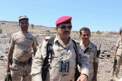 قيادة محور تعز تصدر بيان حول أحداث الشرطة العسكرية