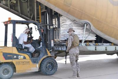 التحالف يعلن بدء تشغيل مطار المهرة لاستقبال الطائرات