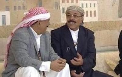 الفريق علي محسن الأحمر يعزّي أحمد علي عبدالله صالح ويصدر بيان ( نصه)