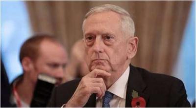 """وزير الدفاع الأمريكي يعلّق على مقتل الرئيس السابق """" صالح """""""