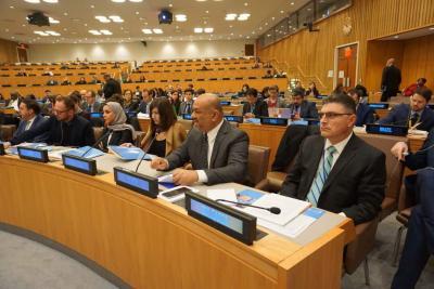 مندوب اليمن لدى الأمم المتحدة يحمل الحوثيين مسؤولية إجلاء موظفي الأمم المتحدة من صنعاء