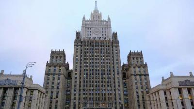 الخارجية الروسية تعلن رسمياً نقل بعثتها الدبلوماسية من صنعاء ونقلها إلى الرياض