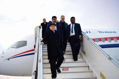 بالصور .. الرئيس هادي يغادر الرياض ويصل تركيا