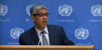 الأمم المتحدة تكشف عدد موظفي الإغاثة الذين وصلوا جيبوتي  بعد إجلائهم من صنعاء