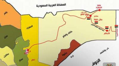 الجيش اليمني يتقدم ويحقق اختراق استراتيجي في الجوف من جبهة صعدة