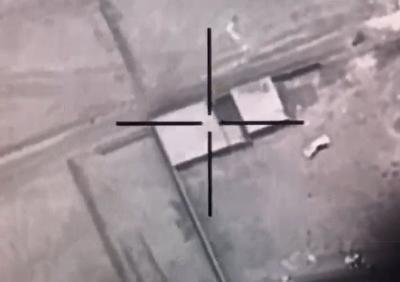 قيادة التحالف تنشر فيديو للحظة إستهداف مخازن لتصنيع وتعديل الصواريخ في صعدة وإنفجارات هائلة إستمرت لساعات ( فيديو)