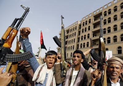 الحوثيون يقتحمون منزل إبنة الرئيس الراحل علي عبدالله صالح بصنعاء