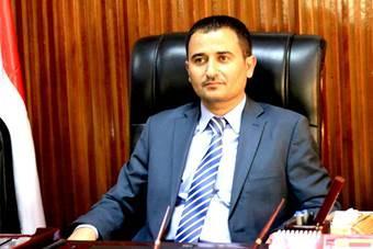 """صدور قرار لـ """" الصمّاد """" بتعيين وزيراً للإتصالات بدلاً عن القيادي المؤتمري """" جليدان """""""