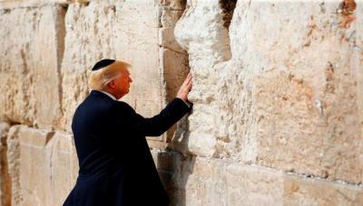 ما وراء إعلان ترامب نقل السفارة إلى القدس ..   الخلفيات الأيديولوجية تكشف السبب !