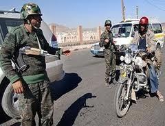 قوات الأمن الخاصة تضبط قطعتين أثريتين في جولة آية بأمانة العاصمة