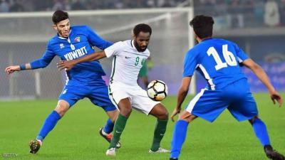 """المنتخب السعودي يتغلب على نظيره الكويتي في أولى مباريات """"خليجي 23"""""""