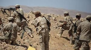الجيش يدحر الحوثيين من منطقة إستراتيجية كانت منطلقاً لمهاجمة السعودية