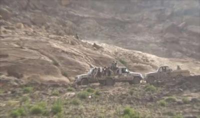 الجيش يتقدم ويسيطر على مواقع جديدة في نهم شرق صنعاء