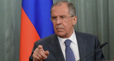 """وزير الخارجية الروسي يعلّق على مقتل الرئيس الراحل """" صالح """""""
