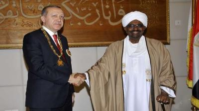 مصر قلقة من التواجد التركي المفاجئ في السودان
