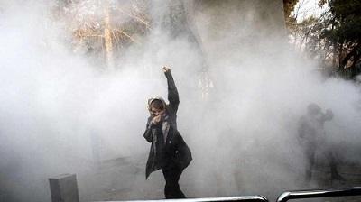داخلية ايران تتوعد المتظاهرين..وترامب يؤكد: الأنظمة القمعية لا تستمر للأبد