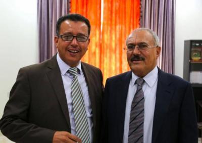 """محامي الرئيس الراحل """" صالح """" يكشف معلومات جديدة حول تحالف الحوثيين مع حزب المؤتمر وماذا قال له عارف الزوكا"""