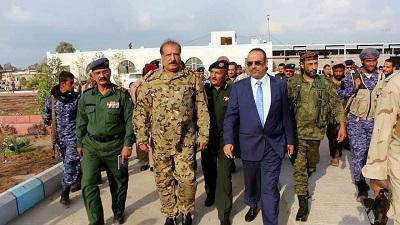 وزير الداخلية: توحيد الأجهزة الأمنية على رأس أولوياتنا