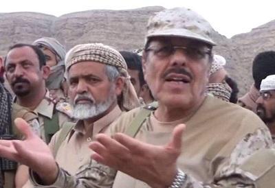 """نائب الرئيس يبارك استعادة """"اليتمة"""" ويؤكد العزم على انهاء الانقلاب"""