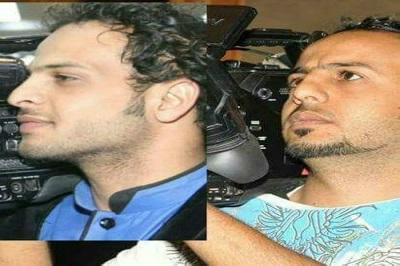 """الحوثيون يختطفون مصورين صحفيين في قناة """"اليمن اليوم"""" (صورة+الاسماء)"""