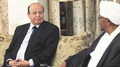 """البشير: نقف مع """"شرعية"""" اليمن حتى إنهاء الانقلاب (تفاصيل)"""