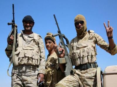الجيش يتقدم في تعز ويسيطر على سلسلة جبلية في جبهة القبيطة