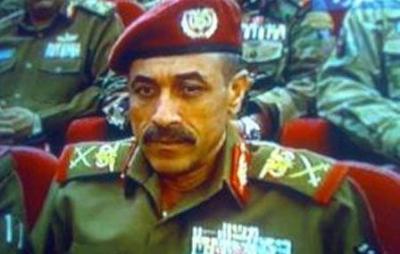 وصول شقيق الرئيس الراحل صالح وقائد الحرس الجمهوري الأسبق إلى مأرب