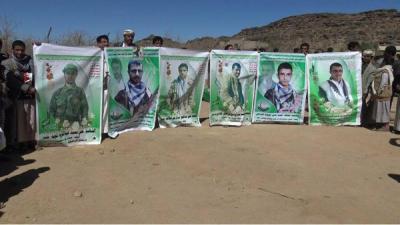 الجيش يكشف عن الجبهة الأكثر إستنزافاً للحوثيين والقيادات التابعة لهم