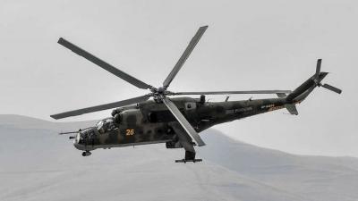 سقوط مروحية روسية في سوريا ومقتل طياريها