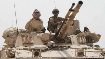 مقتل قيادي حوثي في معارك حيس على الساحل الغربي